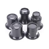Monokulare Lupe Lupe Uhr Schmuck Reparatur Werkzeuge Lupe Objektiv _pr