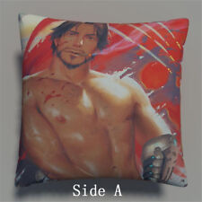Anime Overwatch D.VA double sided Pillow cushion Case Cover cosplay 006