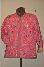 Norman Thompson Quilted Reversable Jacket Size XL
