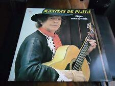 DOUBLE 33 TOURS / 2 LP--MANITAS DE PLATA--LIBRES COMO EL VIENTO--1974