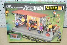 Faller Playtrain 3651 Passenger Train Platform Model Kit