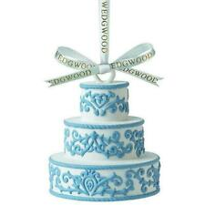 Wedgwood 2013 Our First Christmas Together, Wedding Cake Ornament New