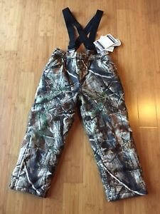 Cabela's Youth Small Dry Plus Waterproof Insulated Breathable Silent Snow Pant