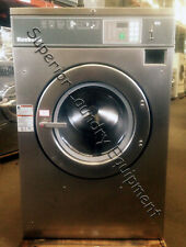 New Listinghuebsch Hc40ac2 Washer 40lb Coin 220v 3ph Reconditioned