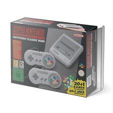 Protector De Caja De Consola Premium Super Nintendo Snes Classic Mini 0.5 mm