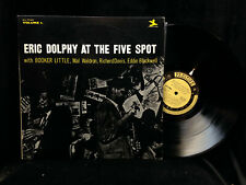 Eric Dolphy-At The Five Spot Vol 1-Prestige 7043-JAPAN BOOKER LITTLE MAL WALDRON