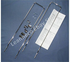 New Extension Rail Set for Brother/KintKing 9mm Bulky Knitting Machine KH260/270