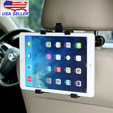 Car Headrest Tablet Holder Back Seat Mount Stand iPad Mini Air Galaxy 360 Rotary