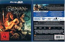 CONAN 3D (2011) --- 3D-Blu-ray --- 3D + 2D Version --- Uncut --- FSK 18 ---