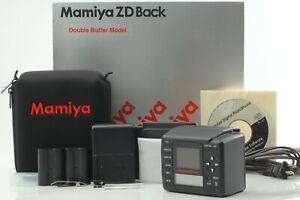 [Almost Unused] Mamiya ZD Digital Back Double Buffer for 645AFD III RZ67 Pro IID