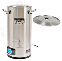 Brewers Edge Mash and Boil FREE Distilling Fermenting Lid Electric Programmable