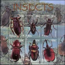 Palau 2003 Insects/Beetles/Nature/Bugs/Wildlife/Conservation 6v m/s (s4834)