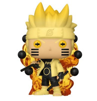 Funko Pop! Animation: Naruto Six Path Sage (GITD) Specialty Series- W/ PROTECTOR