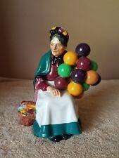 Royal Doulton ~ The Old Balloon Seller ~ Figurine Hn 1315