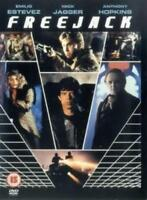 Freejack Mick Jagger Anthony Hopkins Emilio Estevez Warner GB RG2 DVD L. Nuevo