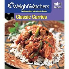 Weight Watchers Mini Series: Classic Curries,Weight Watchers,New Book mon0000063