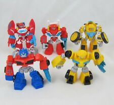 Transformers Rescue Bots Playskool Heroes Figures Lot of 5