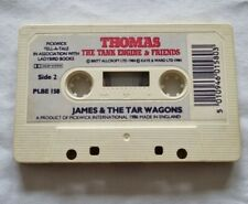 Thomas the Tank Engine Pickwick Tell-a-tale Cassette Tape Audio story