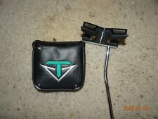 VERY NICE TOULON DESIGN TOULON DESIGN INDIANAPOLIS PUTTER 35 IN + HEADCOVER