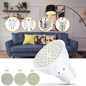 LED GU10 Spotlight Bulb Corn Lamp MR16 Spot light LED E27 E14 4W 5W 6W 110V 220V