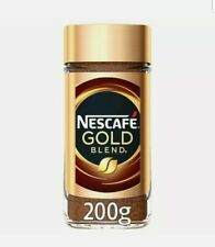 NESCAFÉ Gold Blend Rich & Smooth Instant Coffee Jar 200g