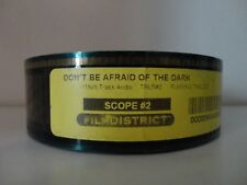 Don't be Afraid of the Dark (2010) 35mm Trailer #2 collectible SCOPE 2 min 30sec