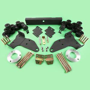 "2015-2019 Chevy Colorado GMC Canyon Front & Rear 1.25"" Body Suspension Lift Kit"