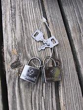Samsonite Travel Sentry Key Lock -Set of 2