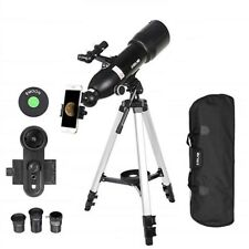 Astronomical Telescope Outdoor Monocular Space Moon Watching Spotting Scopes