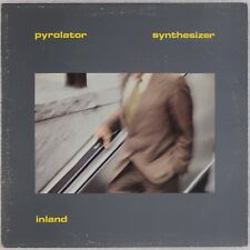 PYROLATOR: Inland ATA TAK Synth Industrial, Experimental Germany '79 LP NM-