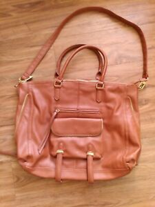 Steve Madden Faux Leather Hobo Bag