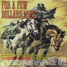 FOR A FEW DOLLARS MORE - CD - VARIOUS ART. - 28 SHOTS OF WESTERN INSPIRED REGGAE
