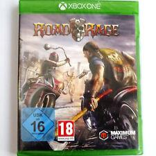 Road Rage USK16 Prügel-Rennspiel Motorrad Action 2017 XBOX ONE Maximum Games