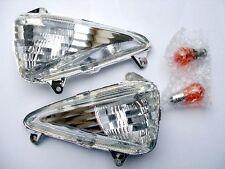Weisse klare Front Blinker Honda Varadero XL 1000 V SD02 SD03 Baujahr 2003-2011