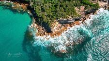 Digital Photograph Wallpaper Image Wattamolla Rocks Sydney Free Shipping