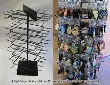 Key Chain Display / Key Ring & Jewlery Revolving Hooks many avaliable