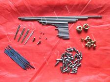 New Alto sax repair parts screws,parts+saxophone springs