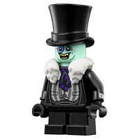 The LEGO Batman Movie - The Penguin Minifigure Fur White Collar 70909 Batcave