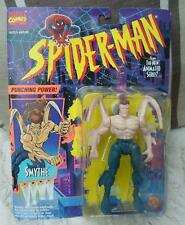 Smythe Clásico Animado Spiderman Marvel Comics Increíble Figura Rara