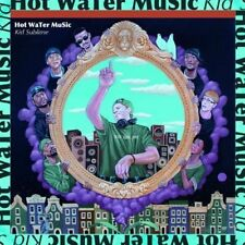 KID SUBLIME-HOT WATER MUSIC-JAPAN CD F04