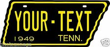 Tennessee 1949 Tag Custom Personalize Novelty Vehicle Car Auto License Plate