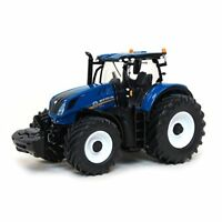 New Holland T7.315 Tractor 1:64 SpecCast Model - ZJD1773*