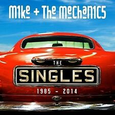 MIKE+THE MECHANICS - THE SINGLES 1985-2014+RARITIES  2 CD NEU