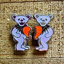 They Love Each Other Bears Pin Set - Halloween Edition