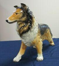 VINTAGE GOEBEL HUMMEL TMK 6 COLLIE PUP DOG  #30023-40