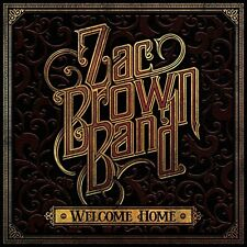 Zac Brown Band - Welcome Home [CD]