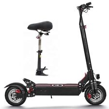 coolfly electric scooter 2000w double motor black foldable - off road