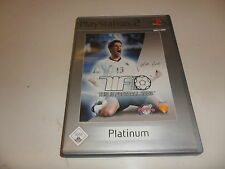 PLAYSTATION 2 PS 2 this is football 2003 (Platinum)