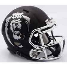 OLD DOMINION MONARCHS NCAA Riddell Revolution SPEED Mini Football Helmet ODU