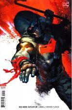 RED HOOD: OUTLAW #28 VARIANT COVER JASON TODD BATMAN DC NOV 2018 YASMINE PUTRI